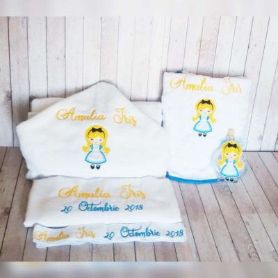 Trusou botez personalizat Alice