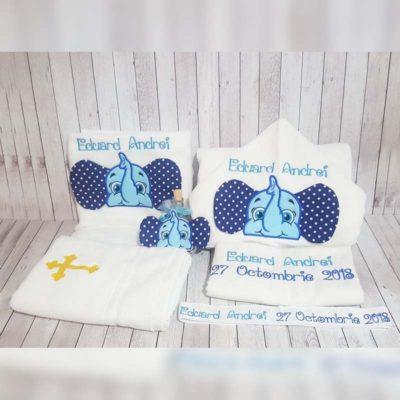 Trusou botez personalizat Elefantel
