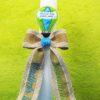 Lumanare botez personalizata Balon cu aer cald
